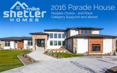 2016 Parade Home